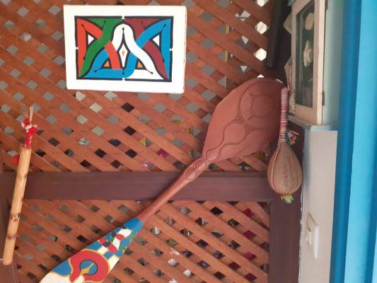 Arts tembé et artisanat amérindien
