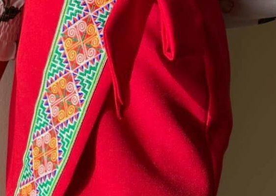 Tissu Hmong